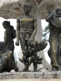 Karon Beach Statues