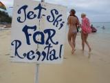 Koran Beach Jet Ski For Rental