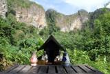 Monkey Trail Spirit House