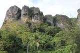 Ao Nang Beach Cliffs