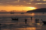 Ao Nang Beach Sunset