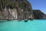 Ko Phi Phi longboats