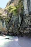 Ko Phi Phi Beach Cliff