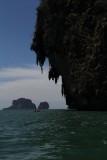 phra nang beach kayaking