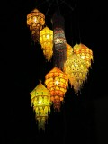 Golden Beach Resort Lanterns