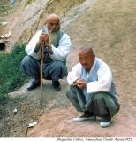 Respected Elders S. Korea 1973