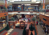 SHOPPING MALL IN GREENVILLE, SOUTH CAROLINA  -  ISO 50