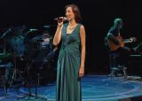 KATHERINE  -  GORGEOUS DRESS ...... BEAUTIFUL VOICE