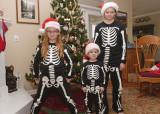 SOME INTERESTING CHRISTMAS PAJAMAS FOR THE GRANDCHILDREN  -  ISO 200