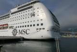 MSC Lirica - Pointe à Pitre to Genoa