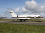 VIP Military Transport Aircraft