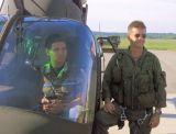 Pilot and cadet