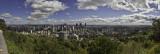 panorama: Montreal downtown
