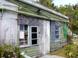 old shed in Sandys