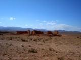 View of the Desert - Landscape