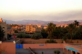 View from the hotel in Ouarzazate