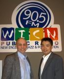 09.21.2005 | WICN Public Radio Interview