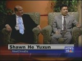 08.09.2007 | TV Interview NBC Peoria News 25, Peoria, IL