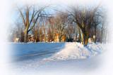 Lendemain de tempête 28 décembre 2012