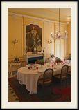 Chateau d'Ussésalle à manger