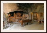 Chateau de BrezeFour à pain troglodyte