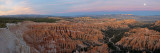 Bryce Canyon from Inspiration Point, Bryce Canyon National Park, UT