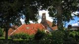 Aduard - Abdijkerk klokkenstoel