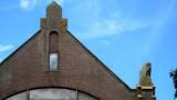 Wildervank - Grote Kerk adelaar