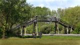 Lauwersoog - Marneweg voetgangersbrug