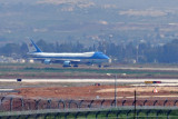 Air Force One - israel