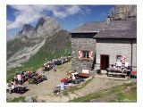 Rugghubelhütte mit Sättelistock (OW)