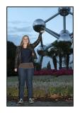 Atomium, 10 november 2012
