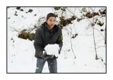 Sneeuw in de Hoge Venen, februari 2013