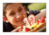 Birthday boy, 3 april 2012
