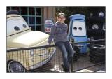 Disneyland, april 2010
