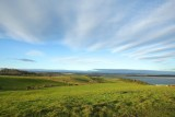 Budle Bay and Bamburgh area
