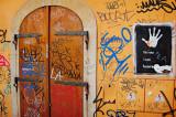 Graffiti made in Prague