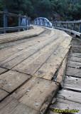 Bridge built 1935 - Feather River at Whiskey Flat, Magalia