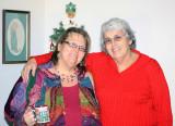 Progressive Dinner - at Carolyn's in Chico, CA - December 15, 2012