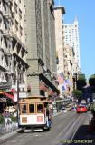 DECEMBER 30: Powell Street cable car