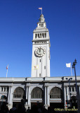 The Ferry Building at the Embarcadero