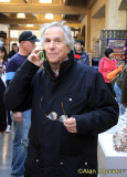 Henry Winkler aka The Fonz and Royal Pains' Edddie R .Lawson, at the Ferry Building Marketplace