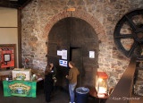 Entrance to Stone Hall at Miner's Foundry