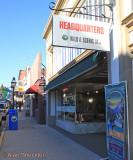 Wild & Scenic Film Fest headquarters, downtown Nevada City