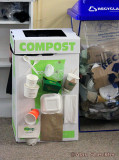 Visual guide for composting waste