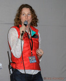 Wild & Scenic Festival Development Director Melinda Booth at the Haven Underground
