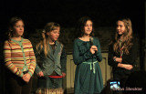 How the Kids Saved the Parks kids, all 10 and 11, answer questions: Suraya, Bianca, Samantha, and Michelle