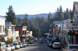 SATURDAY: Picturesque downtown Nevada City, home to the Wild & Scenic Film Festival