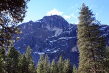 Another peak above Yosemite Valley