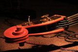 The Railflowers' Emma Blankenship's bass fiddlehead